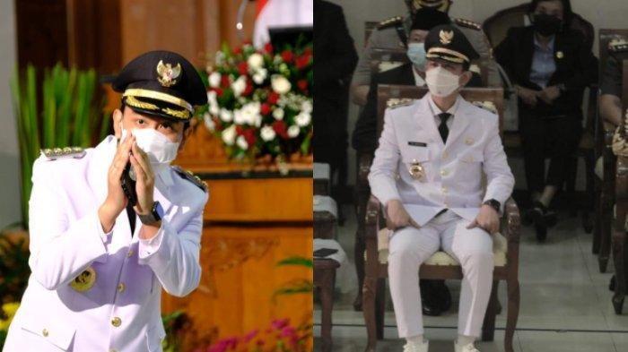 Sumpah Gibran Putra Jokowi saat Dilantik Wali Kota Solo, Mau Dipanggil 'Mas' atau 'Pak' Wali Kota ?