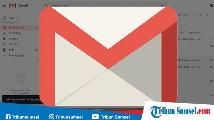 Cara Daftar Akun Gmail Di Komputer Dengan Mudah Dan Cepat Tinggal Klik Langkahnya Tribun Sumsel