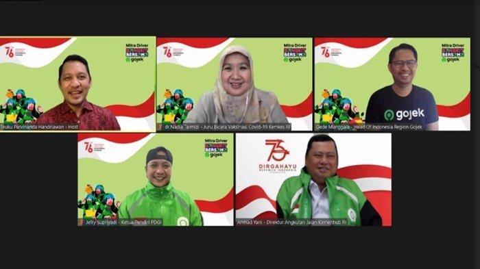 Gojek dan 90 Ribu Mitra Drivernya Peringati Kemerdekaan Republik Indonesia