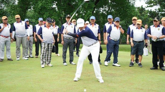 Gubernur Sumsel, Herman Deru Jadikan Lapangan Golf Kenten Cagar Budaya