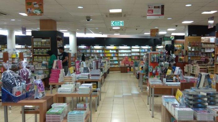 Promo Gramedia Palembang Berikan Harga Murah Paket Perlengkapan Sekolah Tribun Sumsel