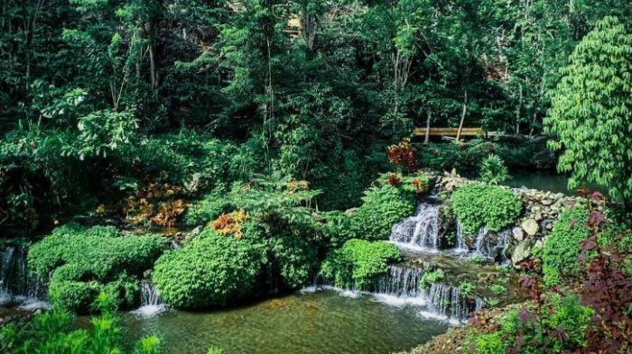 Tiket Masuk dan Cara Menuju Green Paradise Pagaralam, Masuk 10 Destinasi Wisata Top di Sumsel