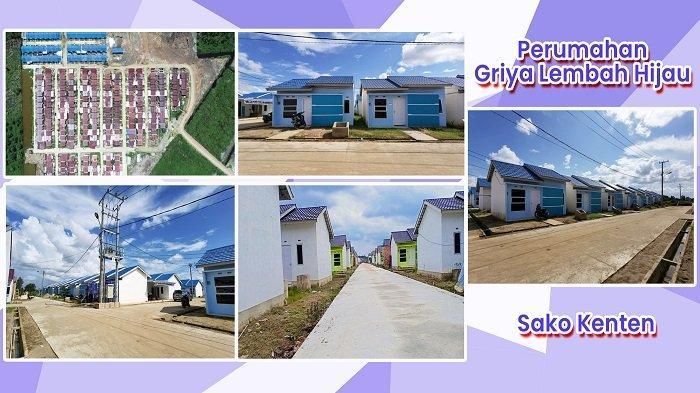 Griya Lembah Hijau Perumahan Strategis di Sako Kenten