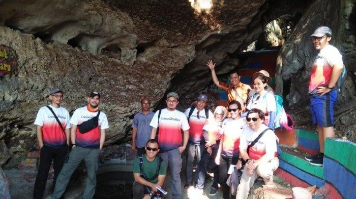 Melihat Gua Kelambit, Tempat Perlindungan Masa Penjajahan Itu Jadi Tempat Wisata Baru di Baturaja