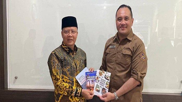 TingkatkanSDM Pariwisata, Pemerintah Provinsi Bengkulu Gandeng Poltekpar Palembang