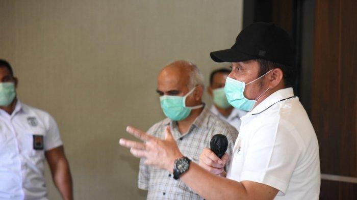 Gubernur Herman Deru Imbau Warga yang Merantau Jangan 'Balek Dulu'