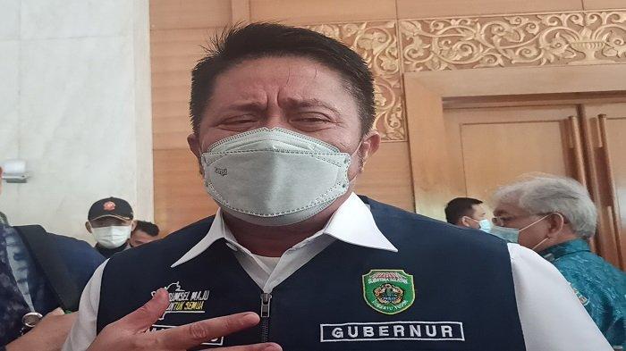 Palembang Kembali Zona Merah, Ini Kata Gubernur Sumsel dan Walikota Palembang