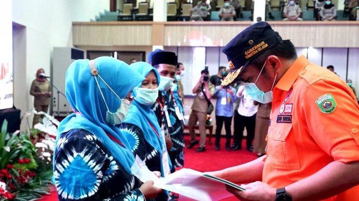 Gubernur Herman Deru Bagikan 139 Ribu Sertifikat Tanah Untuk Warga Sumsel
