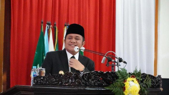 Gubernur Herman Deru Jelaskan Usulan Raperda Pembentukan BUMD Agribisnis ke DPRD Sumsel