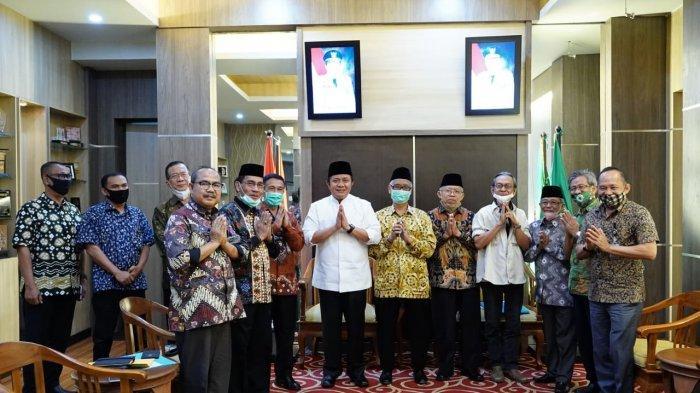Gubernur Herman Deru Minta Inventarisir Semua Adat Budaya Sumsel Agar Tidak Punah