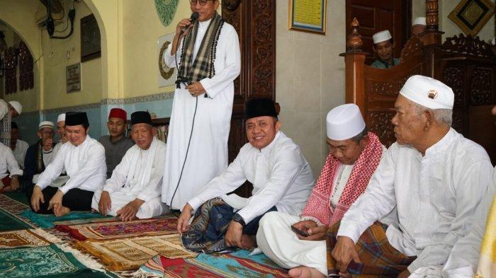 Gubernur Herman Deru Minta Pengurus Masjid Jaga Keamanan dan Kenyamanan Beribadah