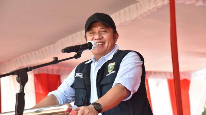 Gubernur Herman Deru Peduli Suku Anak Dalam