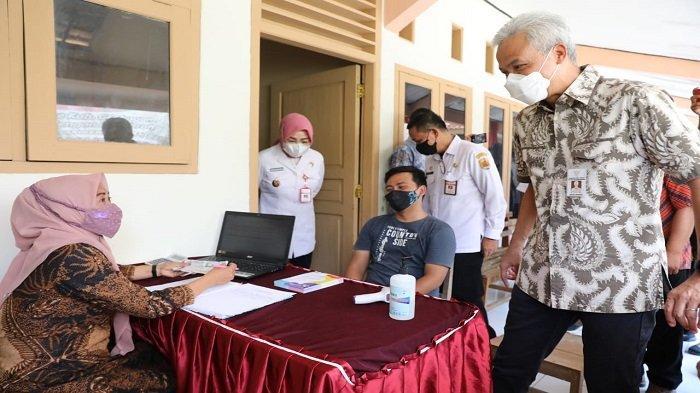 Ganjar Apresiasi BUMDes Bandungharjo