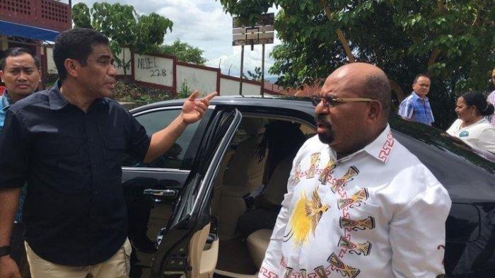 Bertentangan Dengan Jokowi, Gubernur Papua Tetap Lockdown Wilayahnya, Akses Keluar Masuk Ditutup