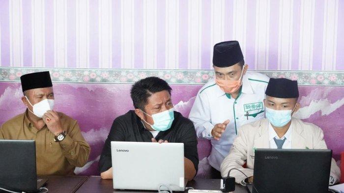 Gubernur Herman Deru Motivasi Mahasiswa UT Ponpes Ar-Rahman