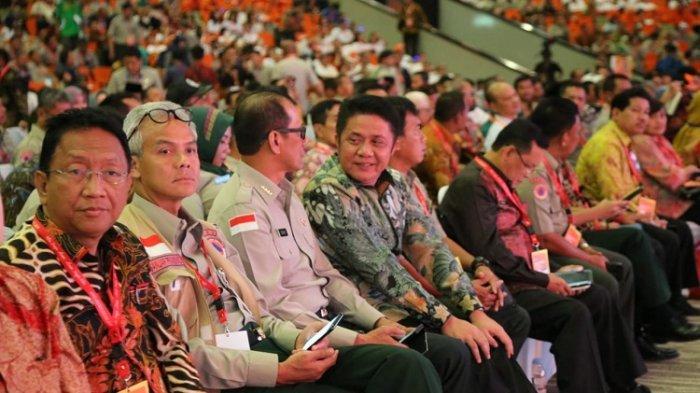 Gubernur Sumsel H Herman Deru Tegaskan Sumsel Siap Tekan Potensi Kebakaran Hutan dan Lahan