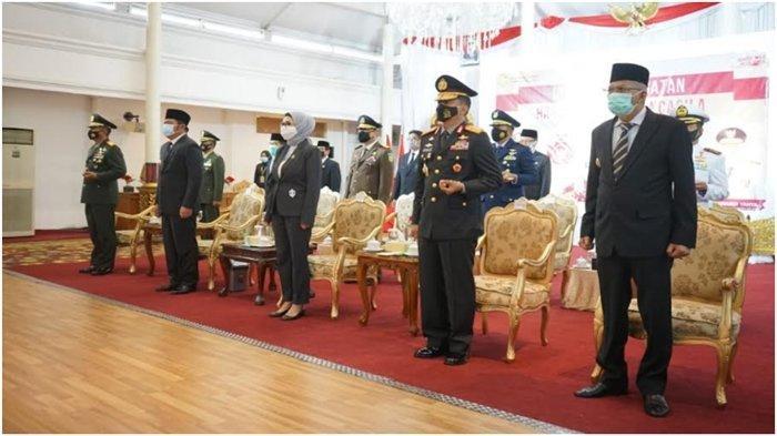 Ikuti Upacara Kesaktian Pancasila Secara Virtual Bareng Presiden Jokowi, Ini Amanat Gubernur Sumsel