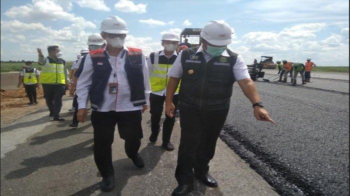 Gubernur Herman Deru Optimis Tol Indralaya-Prabumulih Ciptakan Pertumbuhan Ekonomi Sumsel