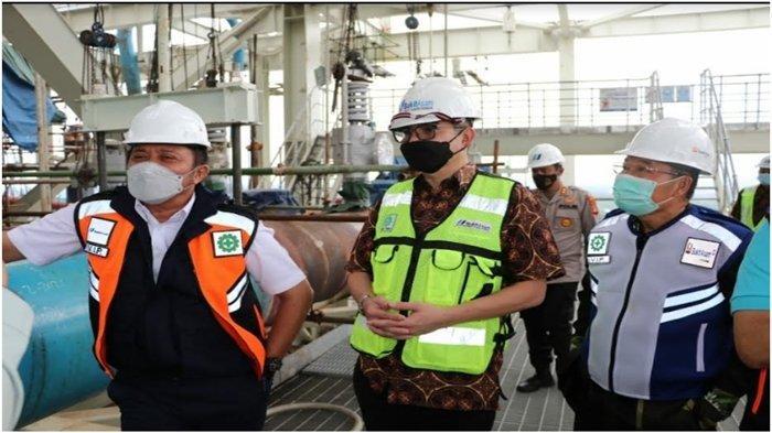 Hingga Akhir Februari Progres PLTU Tanjung Lalang Capai 72,64 Persen