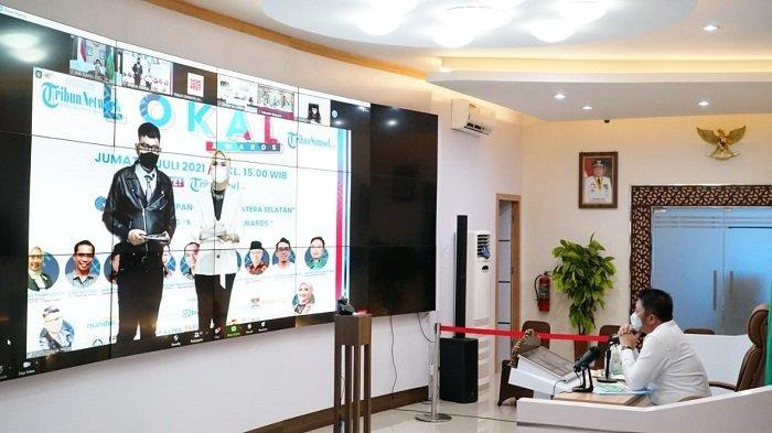 Menhub Nilai Sebutan Bapak Pembangunan Sangat Layak untuk Gubernur Herman Deru