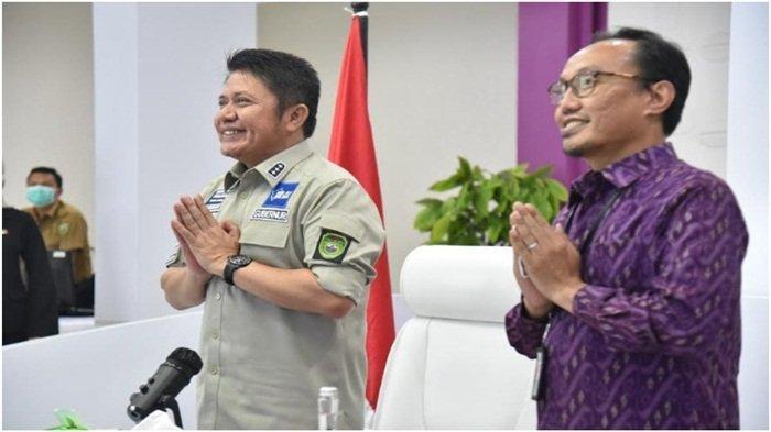 Gubernur Herman Deru: Pemimpin Harus Memiliki Prinsip Jelas dan Mampu Membagi Waktu