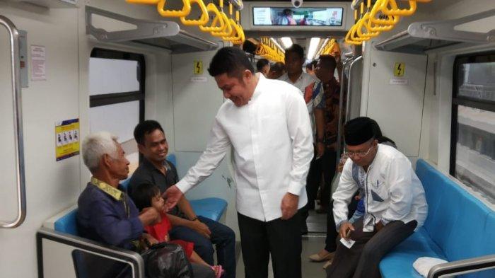 Pemerintah Pusat dan Daerah Perlu Duduk Bersama Atasi Operasional LRT