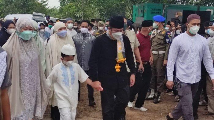 Keluarga Tabah dan Ikhlas, Herman Deru: Percha Anak yang Patuh kepada Agama dan Orangtua