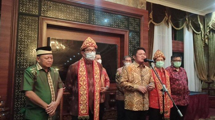Deru Tagih Janji Ridwan Kamil, Minta Desain Pasar Cinde Hingga Sungai Musi Palembang