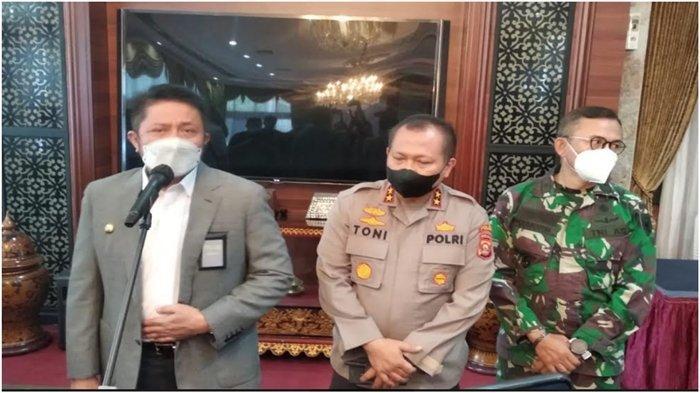 Pelantikan Pengurus FKUP Sumsel, Pesan Gubernur Sumsel Herman Deru, 'Banyak-banyak Koordinasi'