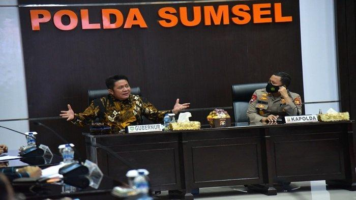 Gubernur Herman Deru: Jika Sesuai Aturan Hukum, Kades Jangan Ragu Kelola Dana Desa