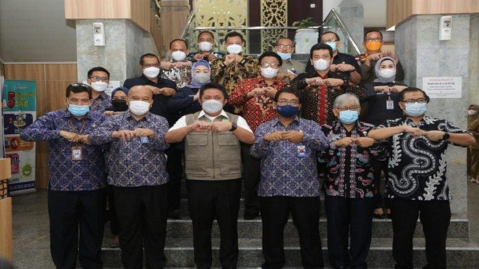 Herman Deru Terapkan Pengawasan Intern Proses Jalannya Pembangunan Sumsel