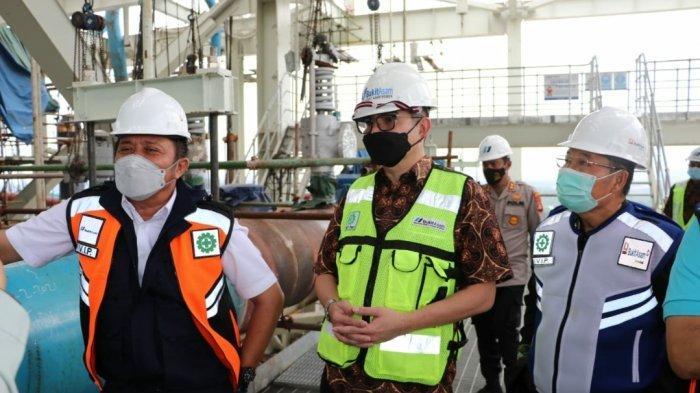 Progres PLTU Tanjung Lalang Capai 72,64 Persen