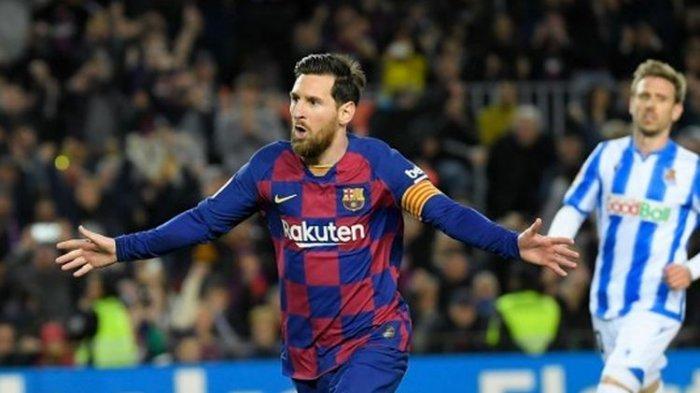 Real Madrid Versus Barcelona Membara, Lionel Messi Siap Cetak Rekor di Laga El Clasico