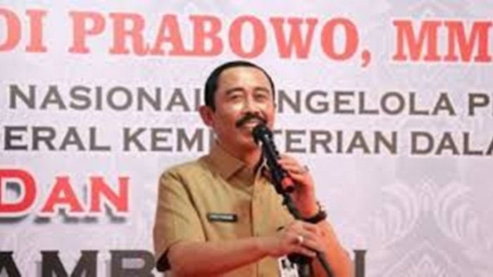 Sosok Penjabat Gubernur Sumsel Hadi Prabowo, Menjadi Cagub Terkaya 2013, Segini Kekayaannya Saat Itu