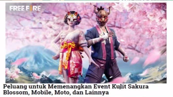 Cara Dapatkan Elite Pass Season 1 Dan Bundle Gratis Free Fire 2019 Event Resmi Dari Garena Tribun Sumsel