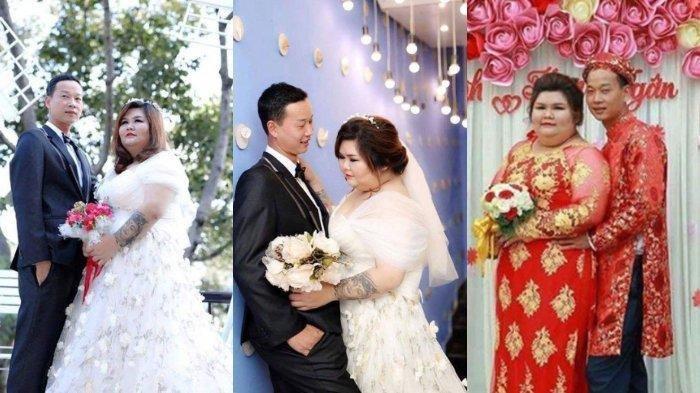 Pria Ini Jatuh Cinta Pada Wanita 120 Kg Lalu Menikah, 5 Tahun Kemudian Begini Kabarnya Sekarang