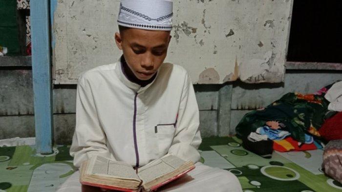 Hapal Al Quran, Remaja Asal Bangka Belitung Ini Mengaji Tiga Jam Sehari