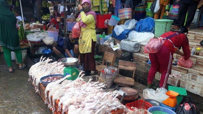 Update Harga di Palembang Jelang Idul Adha,Ayam Masih Murah Rp 22 Ribu