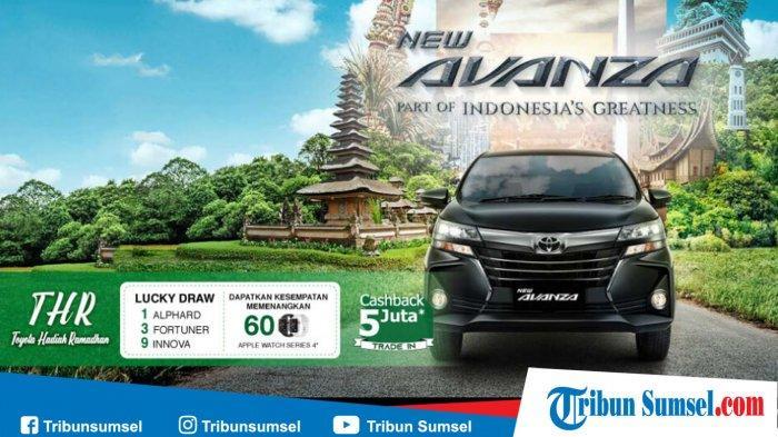 Rincian Harga Mobil Toyota Avanza Baru & Bekas November-Desember 2019, Mulai Harga Rp 80 Juta
