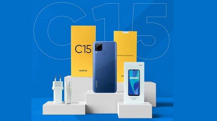 Harga HP Realme Terbaru Januari 2021, Seri Realme C, Realme X, Realme 7 Pro Rp 4,6 jutaan