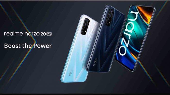 Cek Daftar Harga HP Realme Terbaru Januari 2021, Realme 7, Realme Narzo 20, Realme X50 Pro