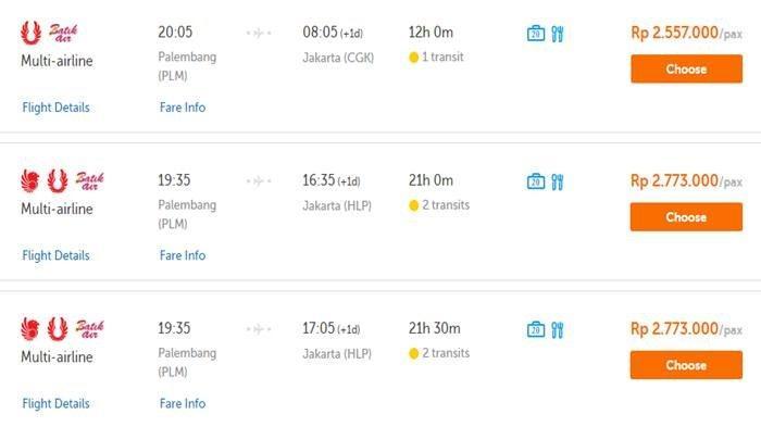 Tag Tiket Pesawat Mahal Harga Tiket Naik Dan Kena Biaya Bagasi Konsumen Pilih Penerbangan Premium Tribun Sumsel