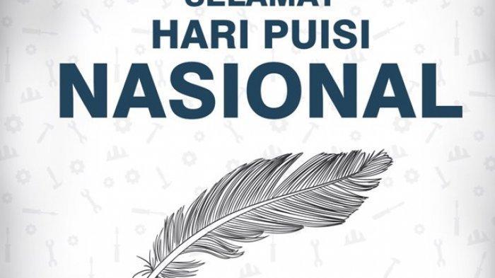 Diperingati Setiap 28 April, Inilah Sejarah Hari Puisi Nasional, Kaitannya dengan Chairil Anwar ?