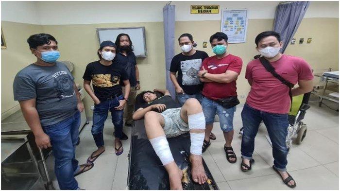 Perampok Bawa Golok Satroni Minimarket di Palembang, Tertangkap Berkat Rekaman CCTV