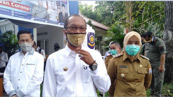 Gugus Tugas Covid-19 Palembang akan Gelar Razia Masker, Yang Bandel Dikrim Ke Wisma Atlet