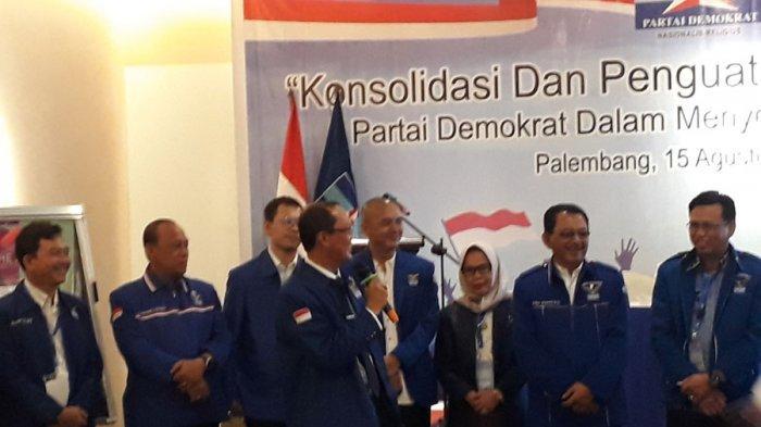 Anak, Adik, Keponakan dan Ipar Harnojoyo Terpilih Jadi Anggota DPRD, Ini Kata Walikota Palembang Itu