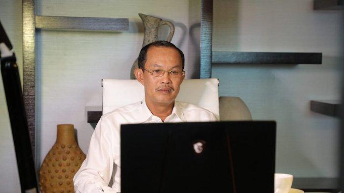 Harnojoyo Dinobatkan Sebagai Kepala Daerah Inovatif se-Sumsel