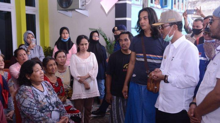 Pemkot Palembang Janji Bantu Bangun Rumah Korban Kebakaran di Lorong Serengam