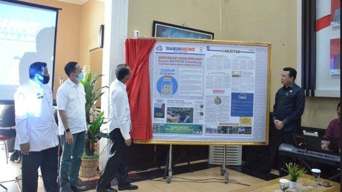 Walikota Palembang H Harnojoyo Ajak ASN Gemar Sedekah