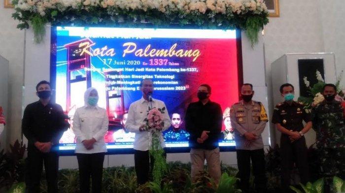 PSBB Palembang tak Dilanjutkan, Pemkot Tegakan Disiplin Protokol Kesehatan Tanpa Sanksi